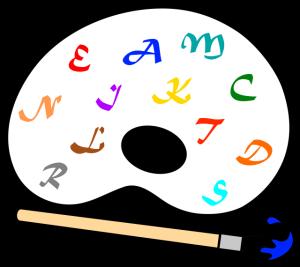 Letter Palette