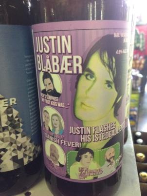 Tastes like Justin